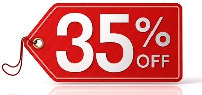 35-discount