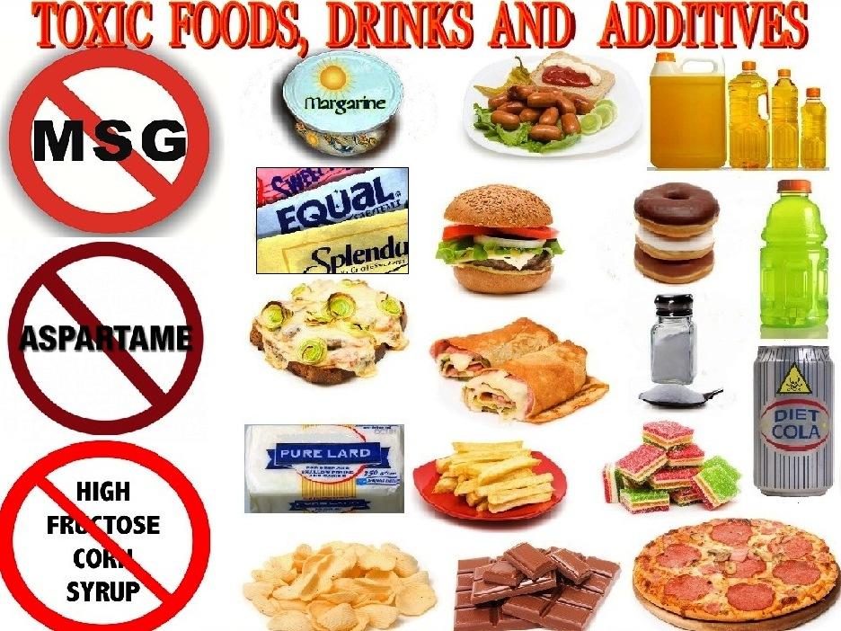 msg-aspartame